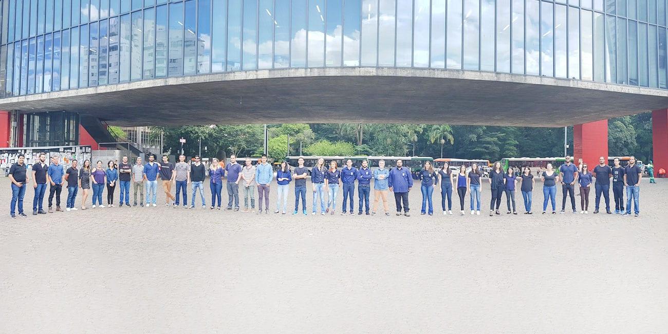 Equipe Metro Cúbico Engenharia